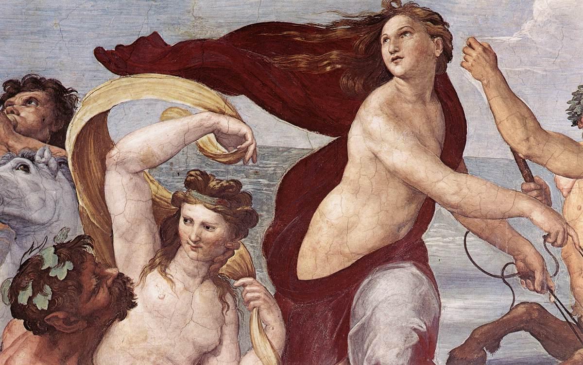 Raffaello, la vita in eleganza e cultura