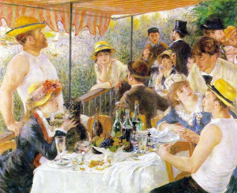 Renoir, il pittore della gioia di vivere