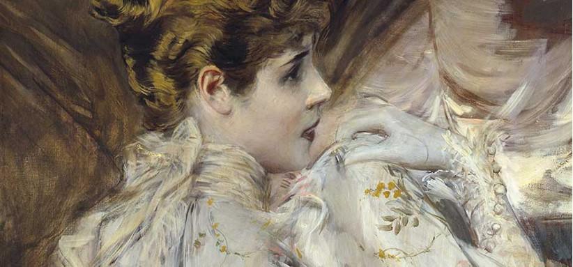 Giovanni Boldini e l'eternità della bellezza