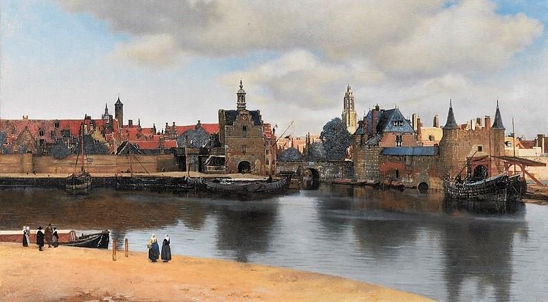 Vermeer e la luce come anima del colore