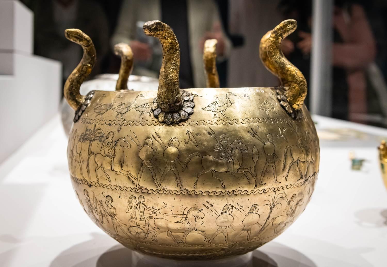 Etruschi al Mann
