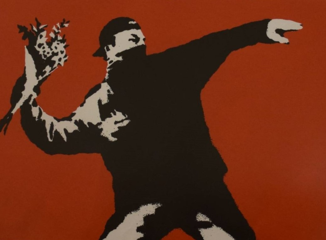 Banksy al Pan
