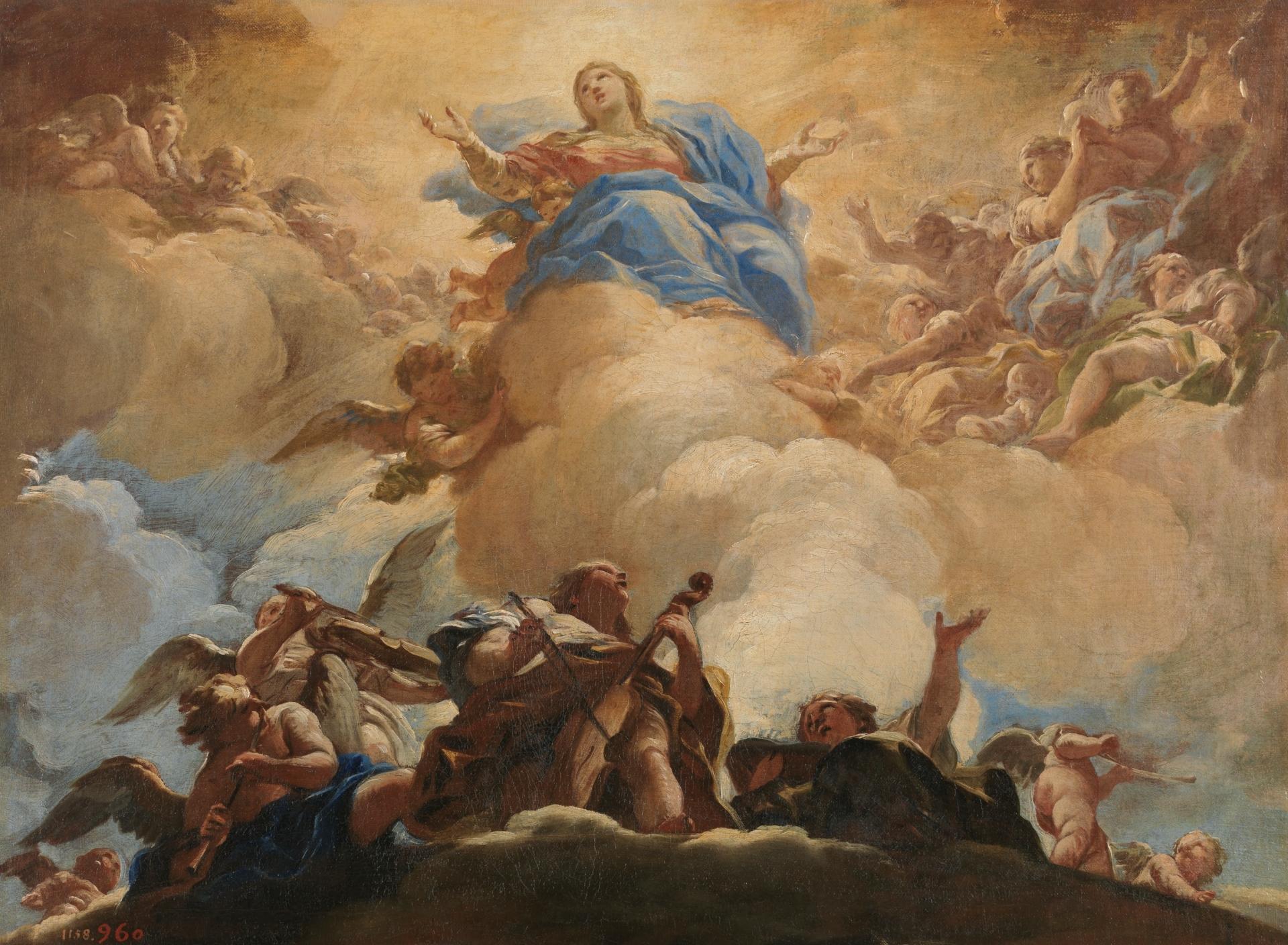 Luca Giordano: dalla natura alla pittura