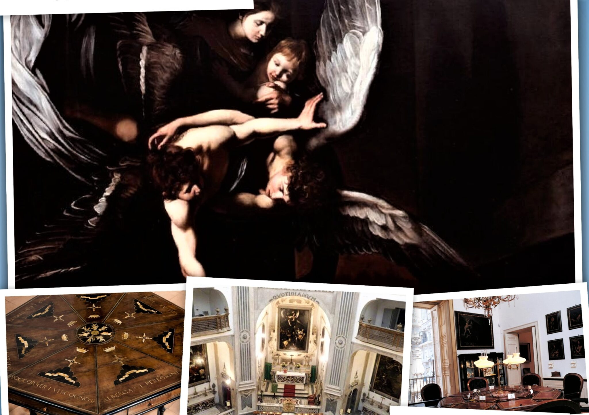 Il Pio Monte della Misericordia tra arte e altruismo