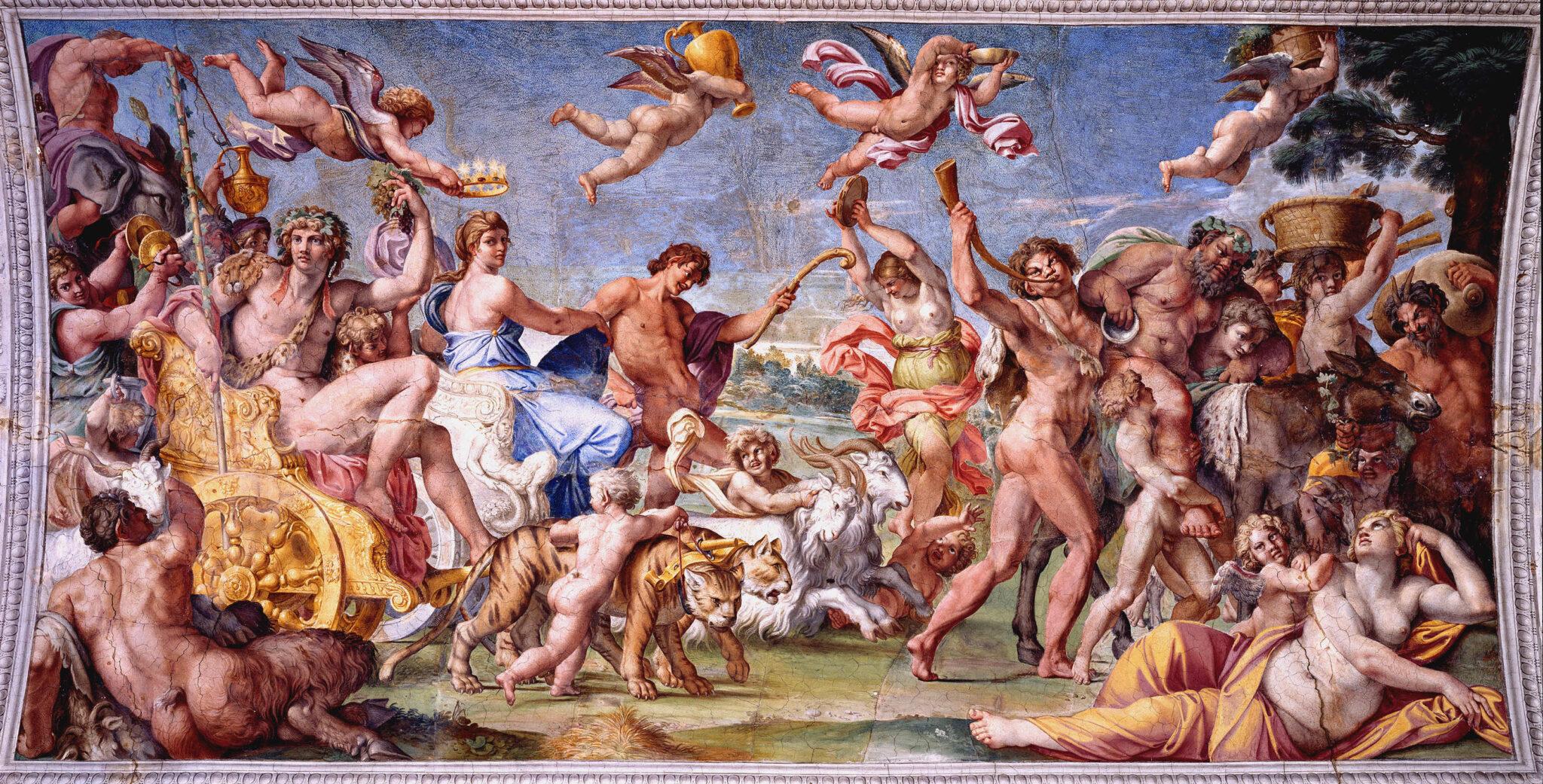 Galleria di Palazzo Farnese