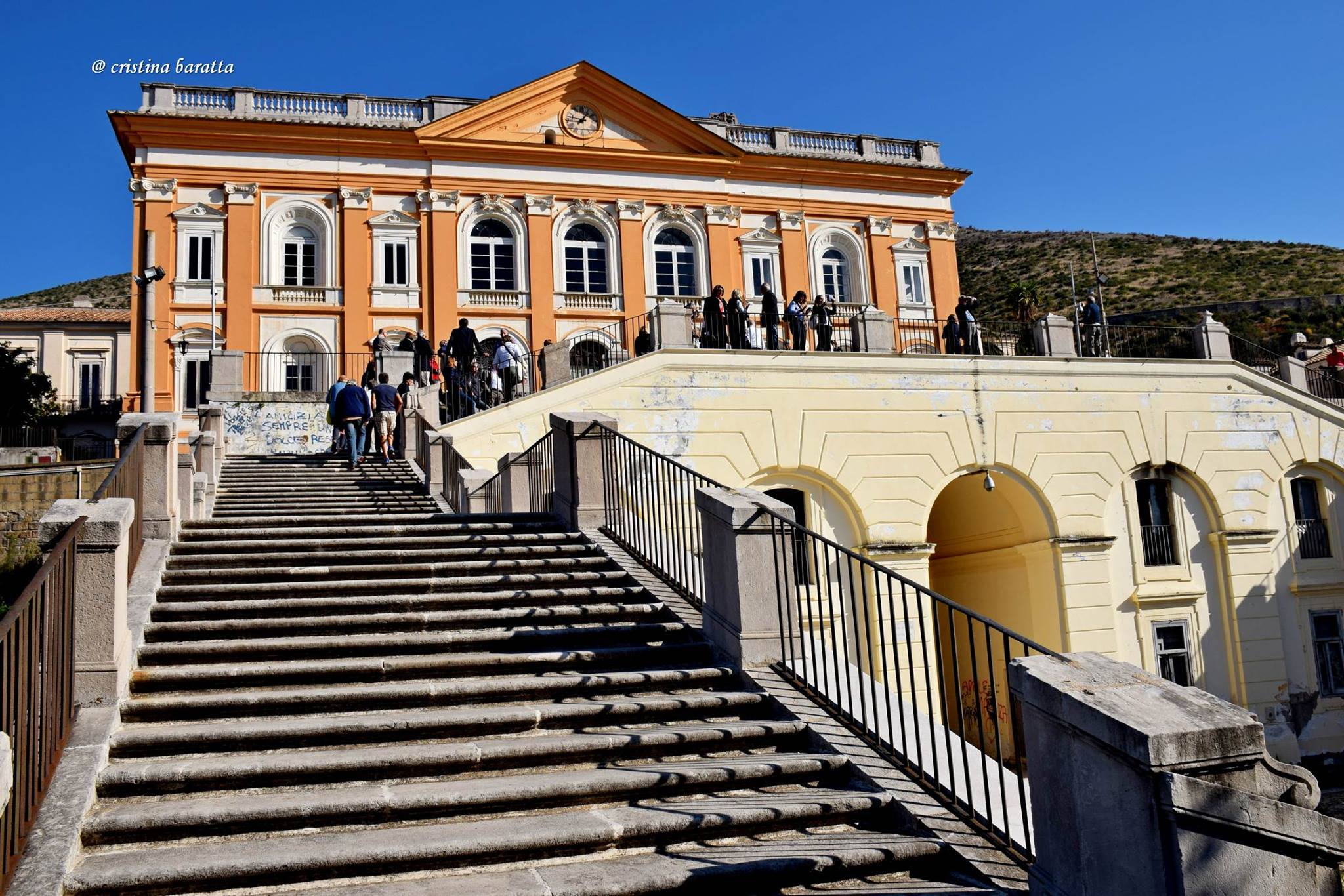 Le seterie di San Leucio e il sogno di Ferdinando IV
